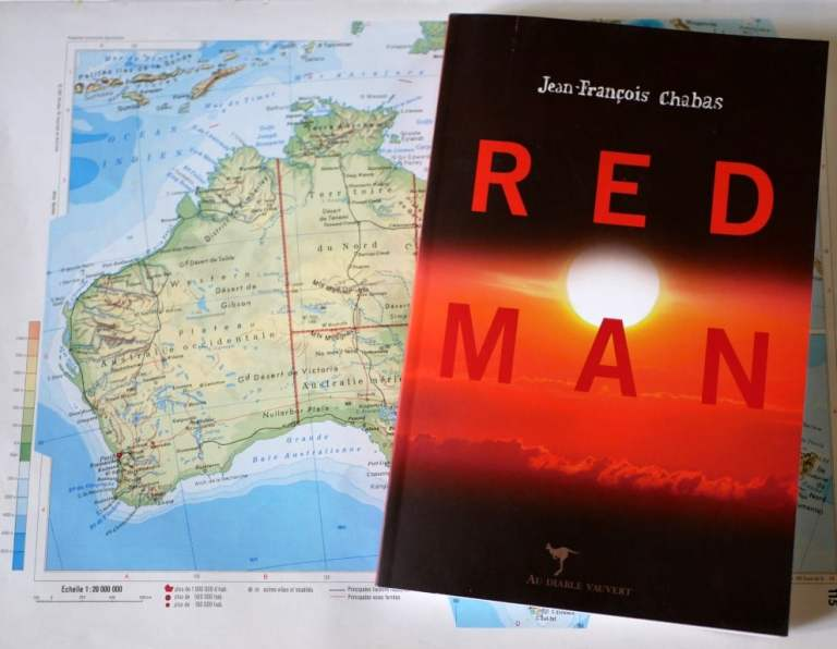 Red man JF Chabas Au Diable Vauvert