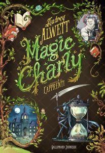 Le Prix Ados Rennes Ille-et-Vilaine 2021 est décerné à Audrey Alwett, pour son roman Magic Charly, aux éditions Gallimard Jeunesse !