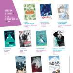 Découvrez les 10 romans de la sélection pour le Prix Ados 2021-2022