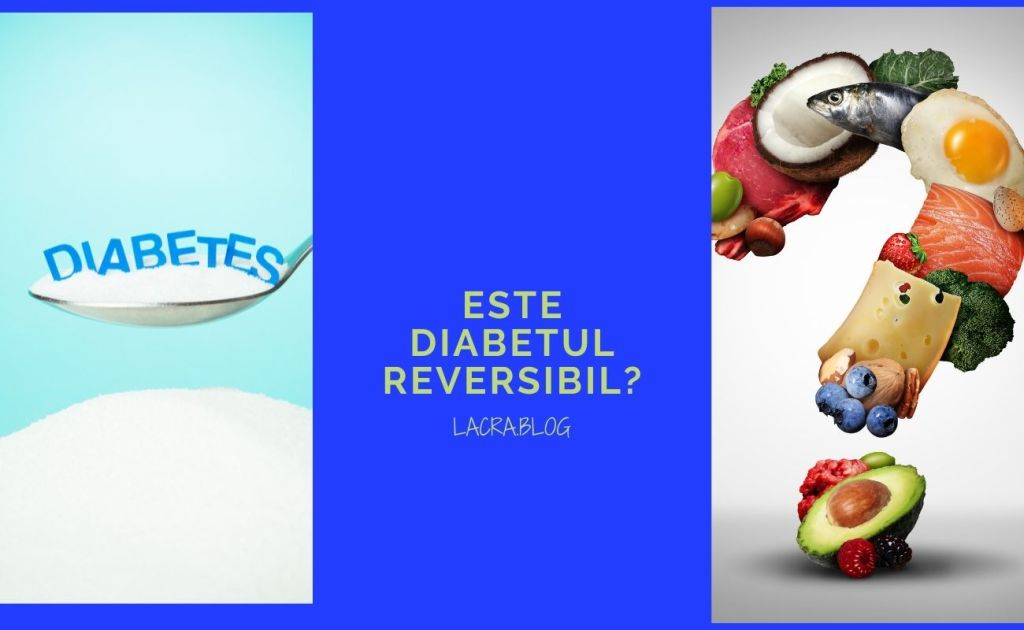 Diabetul este reversibil