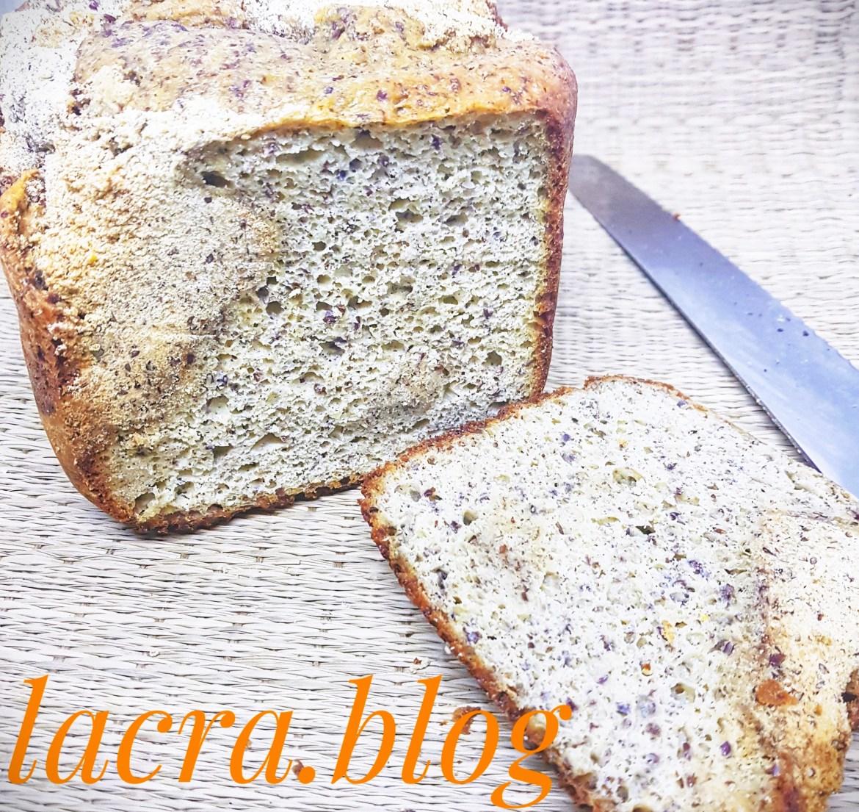 Pâine cu gluten  la mașina de pâine
