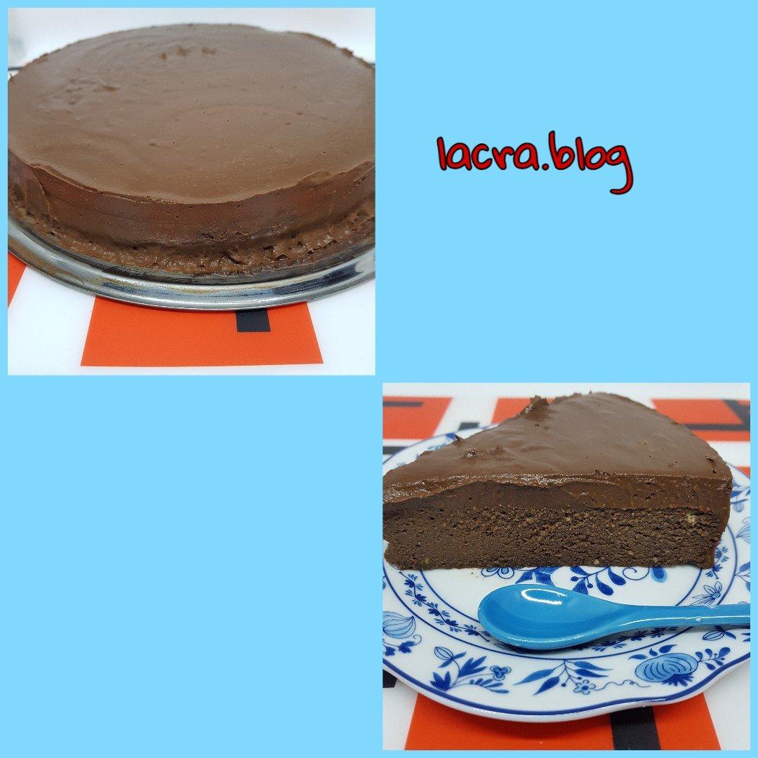 Prăjitură de avocado cu ciocolată à la Victor