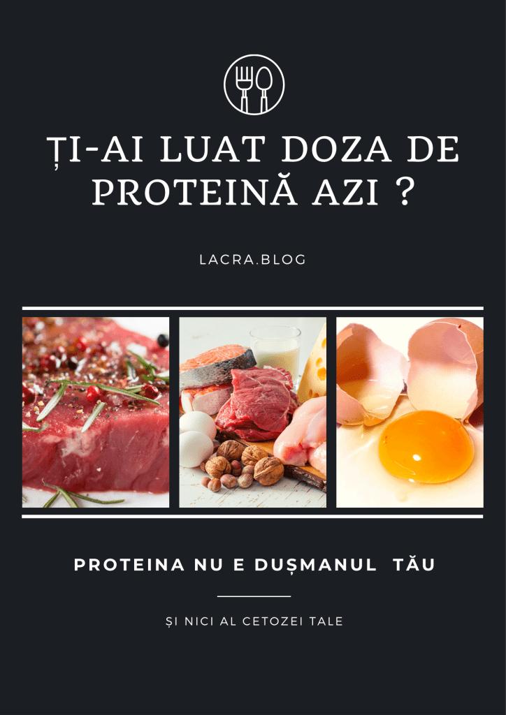 Proteina- cel mai bun prieten al structurii organismului tau