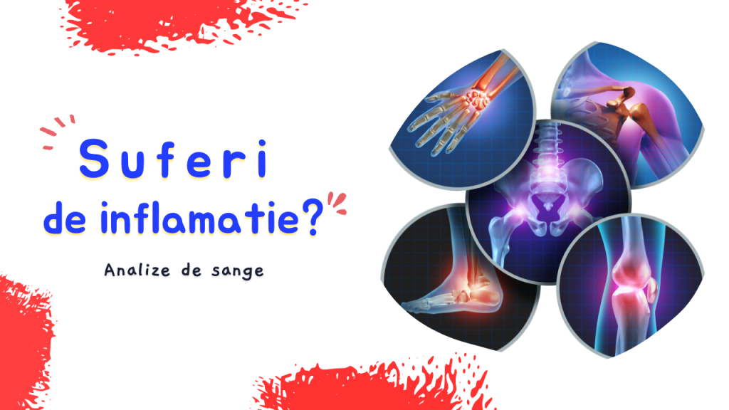 Analize sange inflamatie cronica