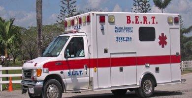 Soñar con ambulancia