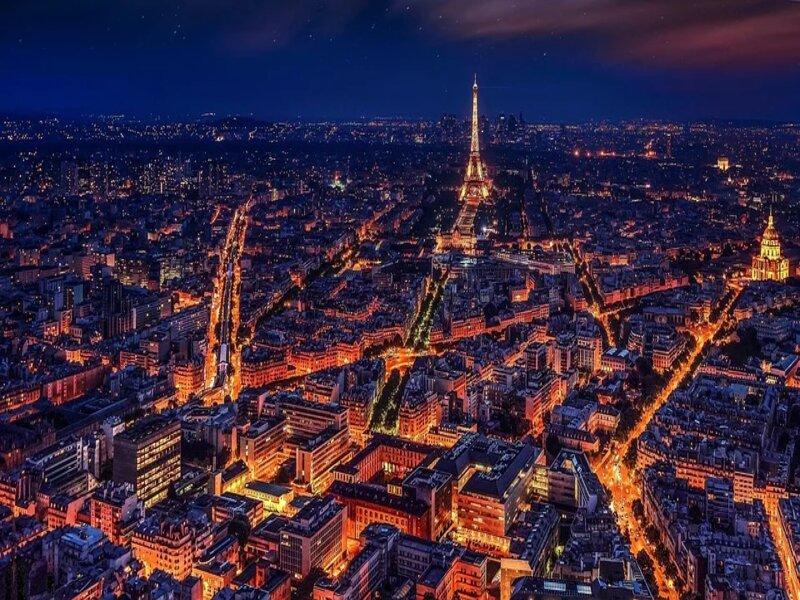 soñar con ciudad