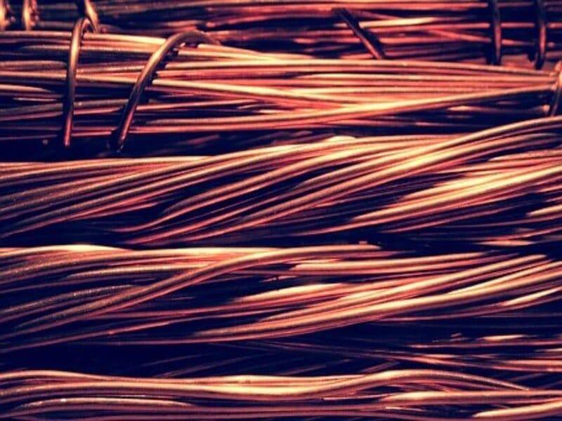 soñar con cobre