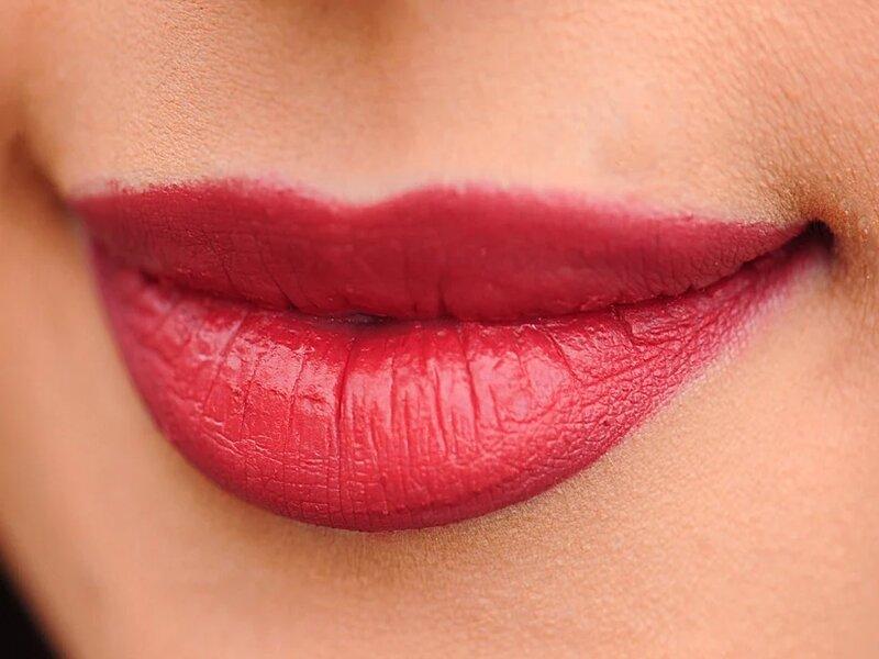 soñar con labios