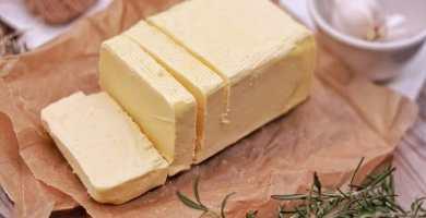 soñar con mantequilla