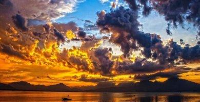 soñar con mar