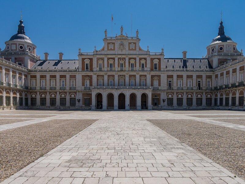 soñar con palacio