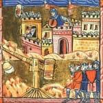 Richard Coeur de Lion at the Siege of Acre
