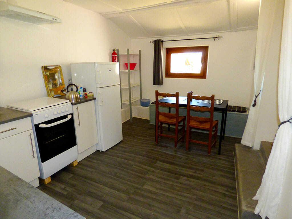 Voltaire's kitchen