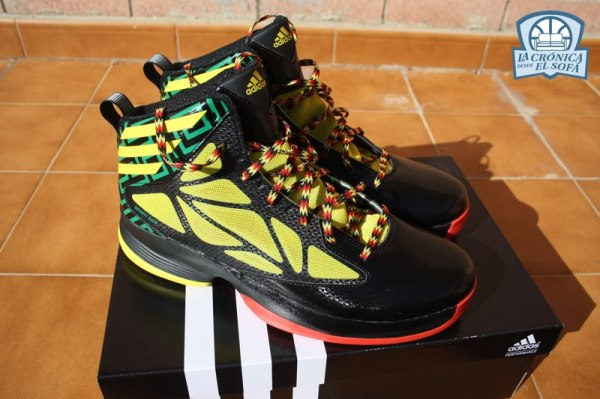 adidas Crazy Fast Black History Month 1