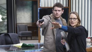 Jodie Foster dirige a Jack O´Connell en MONEY MONSTER