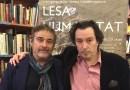 Eduard Fernández: mi afonía en Lesa Humanitat se nota y queda bien