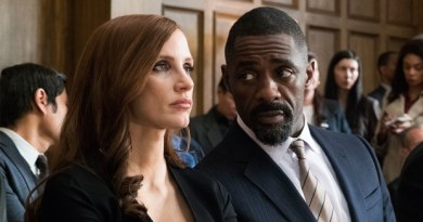 Jessica Chastain en MOLLY´S GAME