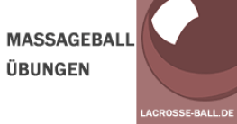 Massageball Übungen