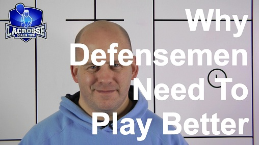 My Thoughts on The Syracuse/Army OT Game and Why Defensemen Need To Play Better So Their Goalie Can Succeed