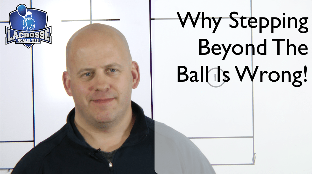 Why Stepping Beyond The Ball Is Wrong