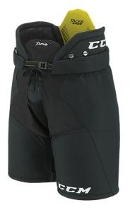Hockey pants for lacrosse goalies