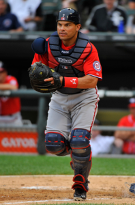 Baseball shin guards are actually designed to run in and are a great choice for lacrosse goalies.