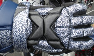 Brine Thriller Lacrosse Gloves