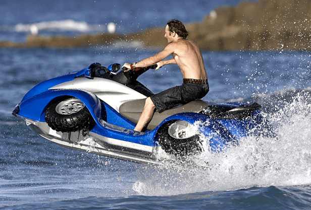Gibbs Sports Introduces the Quadski