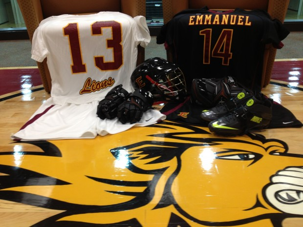 Emmanuel College Lions Lacrosse Gear