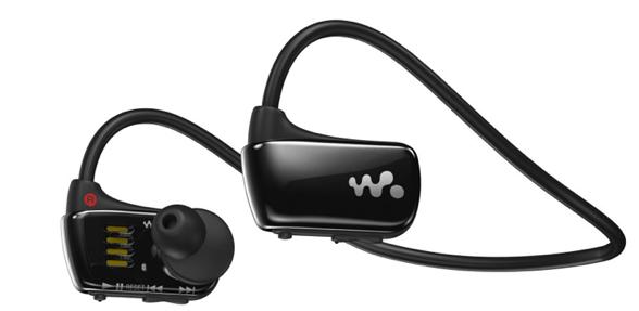 Fully Waterproof Sony Walkman MP3 Sports Player