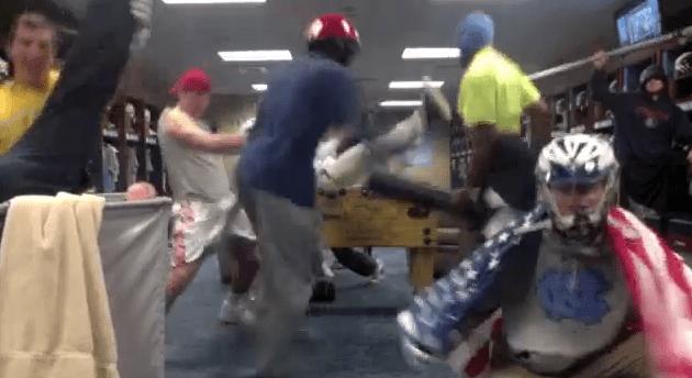 UNC Lacrosse Releases Harlem Shake Video