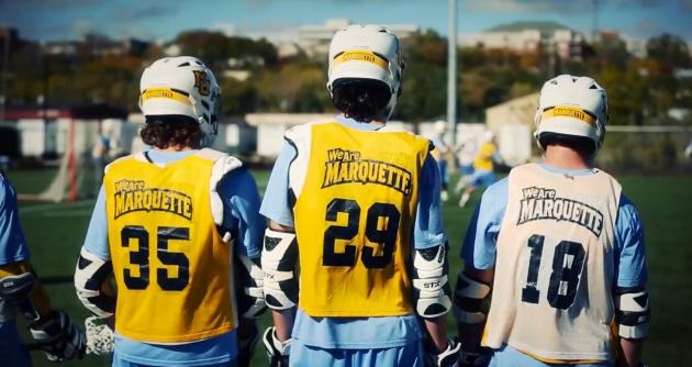 2013 Marquette Men's Lacrosse