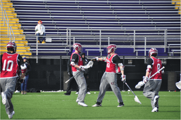 Colgate Lacrosse 2013 Player Blog: Final Tune Up - Albany Scrimmage