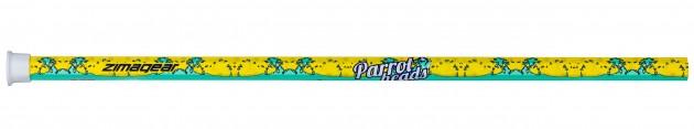 Custom Parrothead Lacrosse Shafts by Epoch Lacrosse