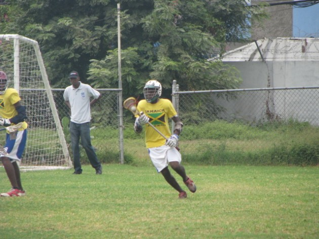 Jamaica Lacrosse Falls to American Squad in 1st Annual Friendship Games