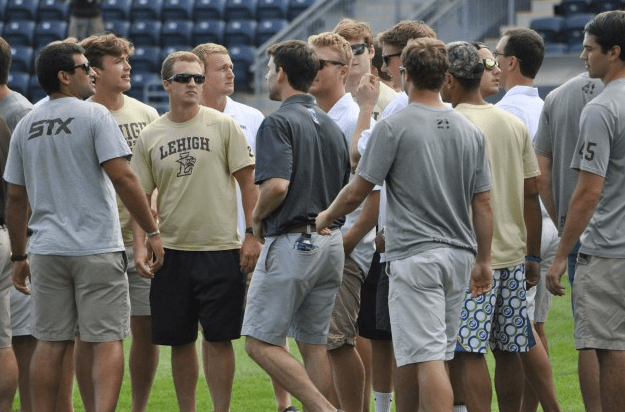 Lehigh honored at Major League Lacrosse Semifinals