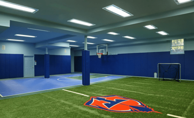 House with Indoor Lacrosse Field for Sale