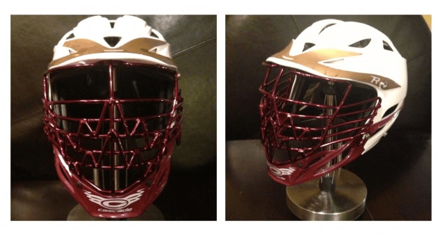 BadAss Masks Creates Another Insane, Custom Lacrosse Face Mask