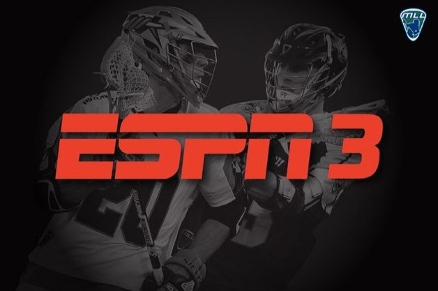MLL Announces ESPN3 Schedule