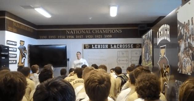 "Lehigh Lacrosse 2014 Video Blog: ""Loyola"""