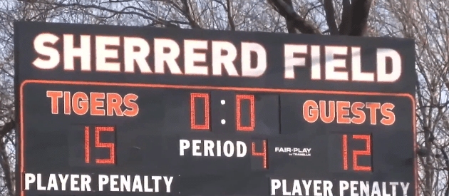 Highlights: Princeton Upends Upenn, 15-12