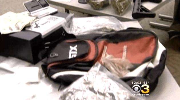 Breaking Bad at the Haverford School, Lacrosse Sticks taken as Evidence in Drug Ring