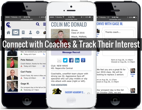 Want To Know Which Coaches Are Interested In You?