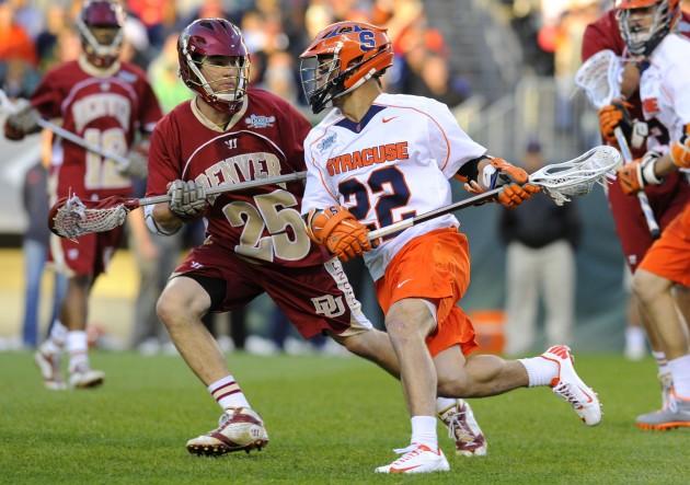 NCAA Lacrosse: Division I Lacrosse-Semifinals-Denver vs Syracuse