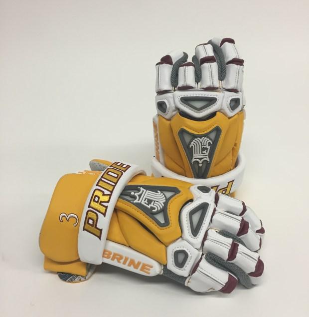 Regis College Lacrosse Gloves