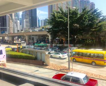 Street level connected F&B Shop for Lease in Wan Chai