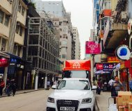 Tsim Sha Tsui high traffic F&B shop for lease