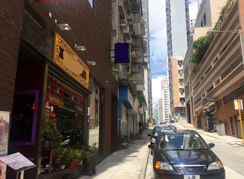 Sai Ying Pun FnB Shop for Lease best for neighbourhood restaurant