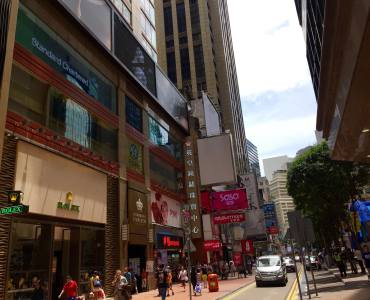 Causeway Bay Russell Street Upstairs restaurants with guaranteed foodie traffic