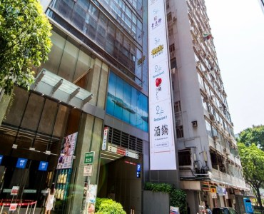 Tsim Sha Tsui huge upstairs fitted FnB shop for Lease